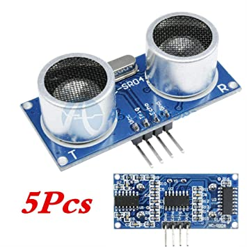 10pcs Ultrasonic Sensor Module HC-SR04 Distance Measuring Sensor for arduino