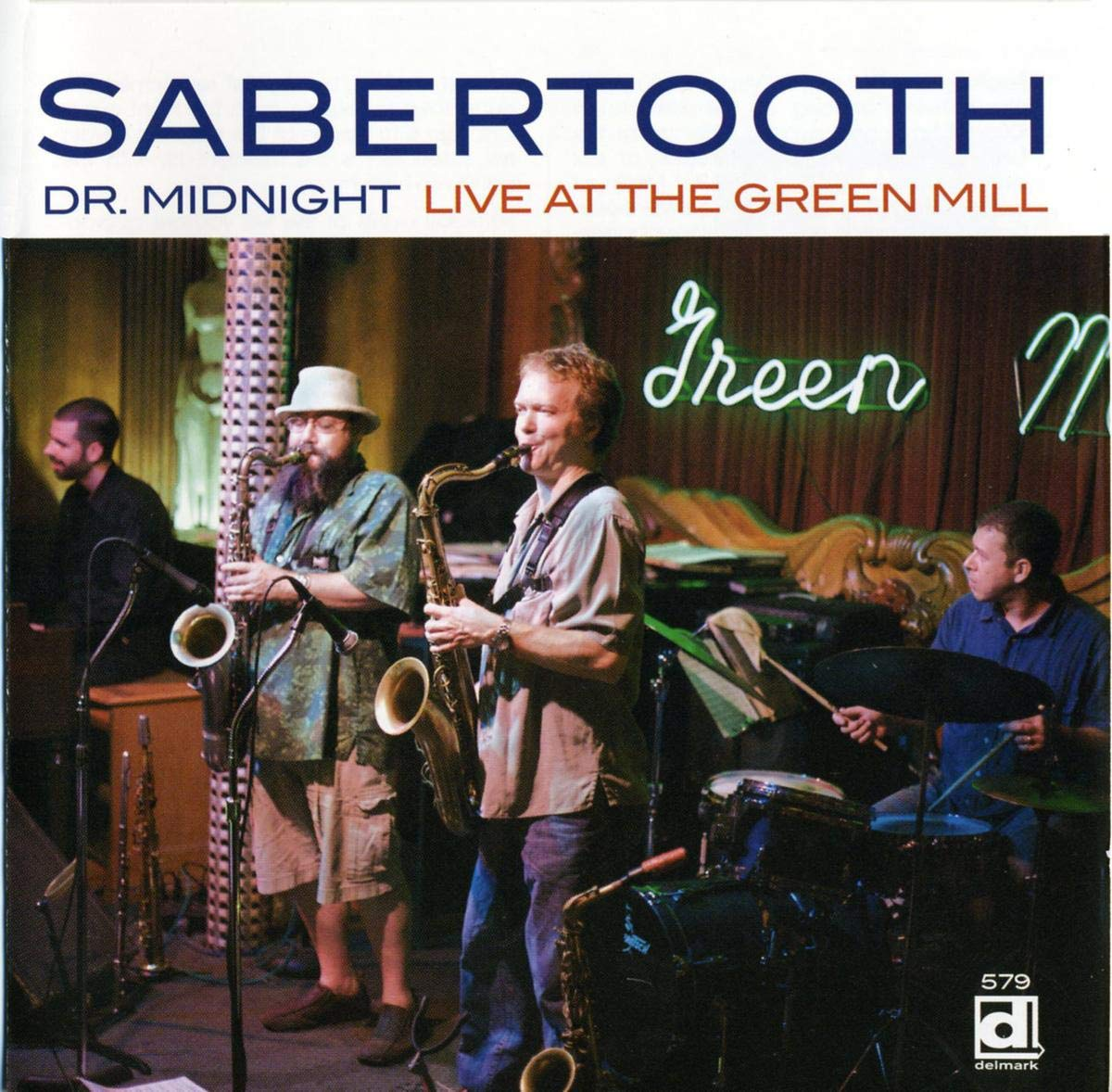 Dr. Midnight - Live The Green Mill 2021 autumn and winter new Mesa Mall At
