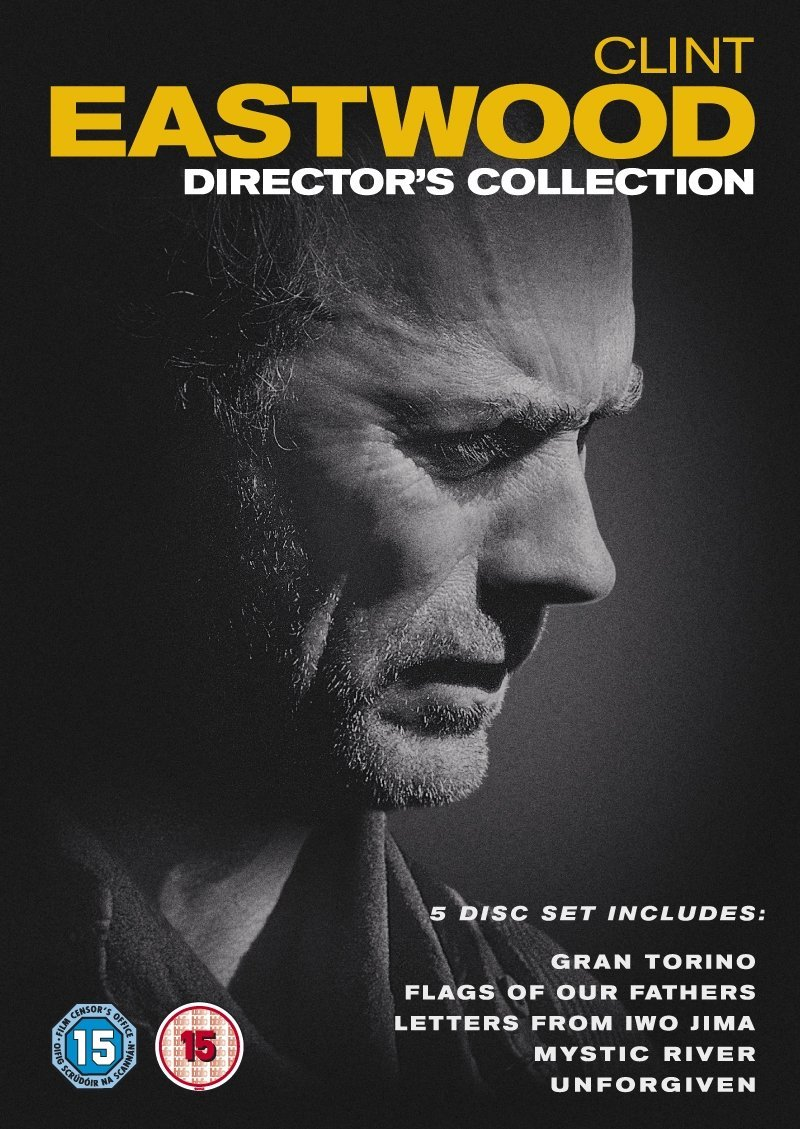 Clint Eastwood: The DirectorS Collection 5 Dvd Edizione ...