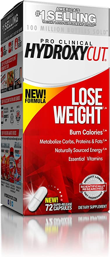 energy and weight loss products