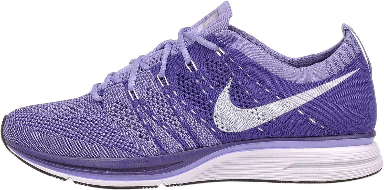 Amazon.com   Nike Men's Flyknit Trainer Plus, Court Purple ...