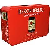 Rekorderlig Erdbeer-Limette Cider (24 x 0.33 l)