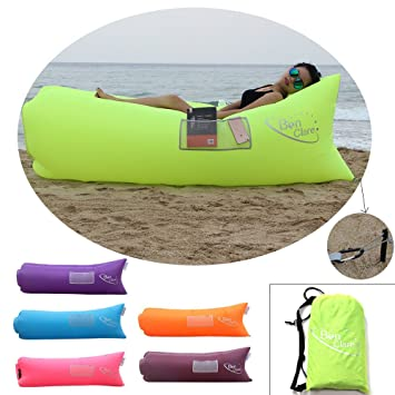 3c50860346b BonClare Beach Garden Swimming Pool Inflatable Lounger