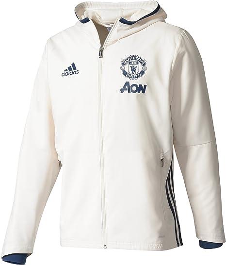 adidas MUFC Pre JKT Veste Manchester United FC pour Homme