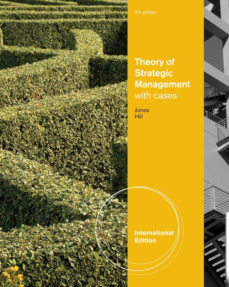 Case solution with strategic management pdf studies