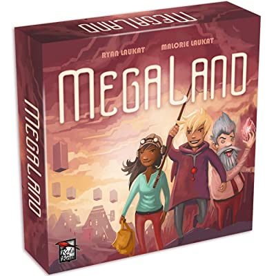 Red Raven Megaland: Toys & Games