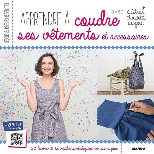 Libro costura – Aprender a Coser sus ropa y accesorios: Amazon.es ...