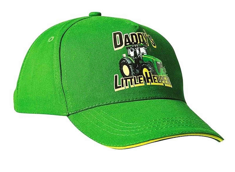 John Deere Daddy's Little Helper Baseball Cap Hat