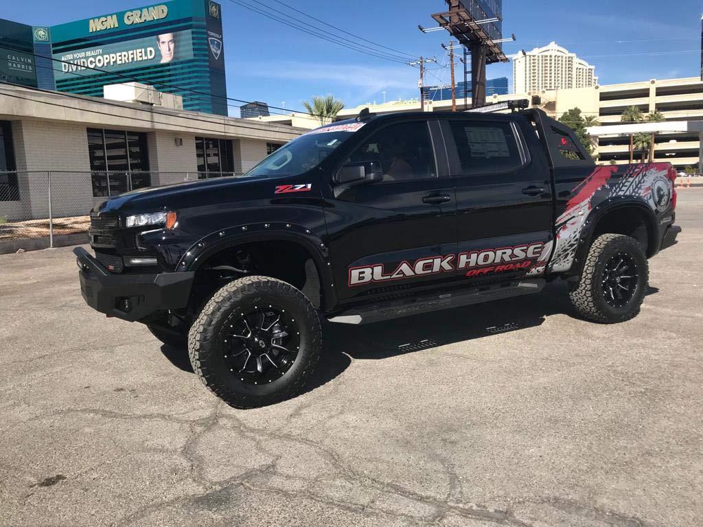 Black Horse RB-AR3B Armour Black Horse Roll Bar