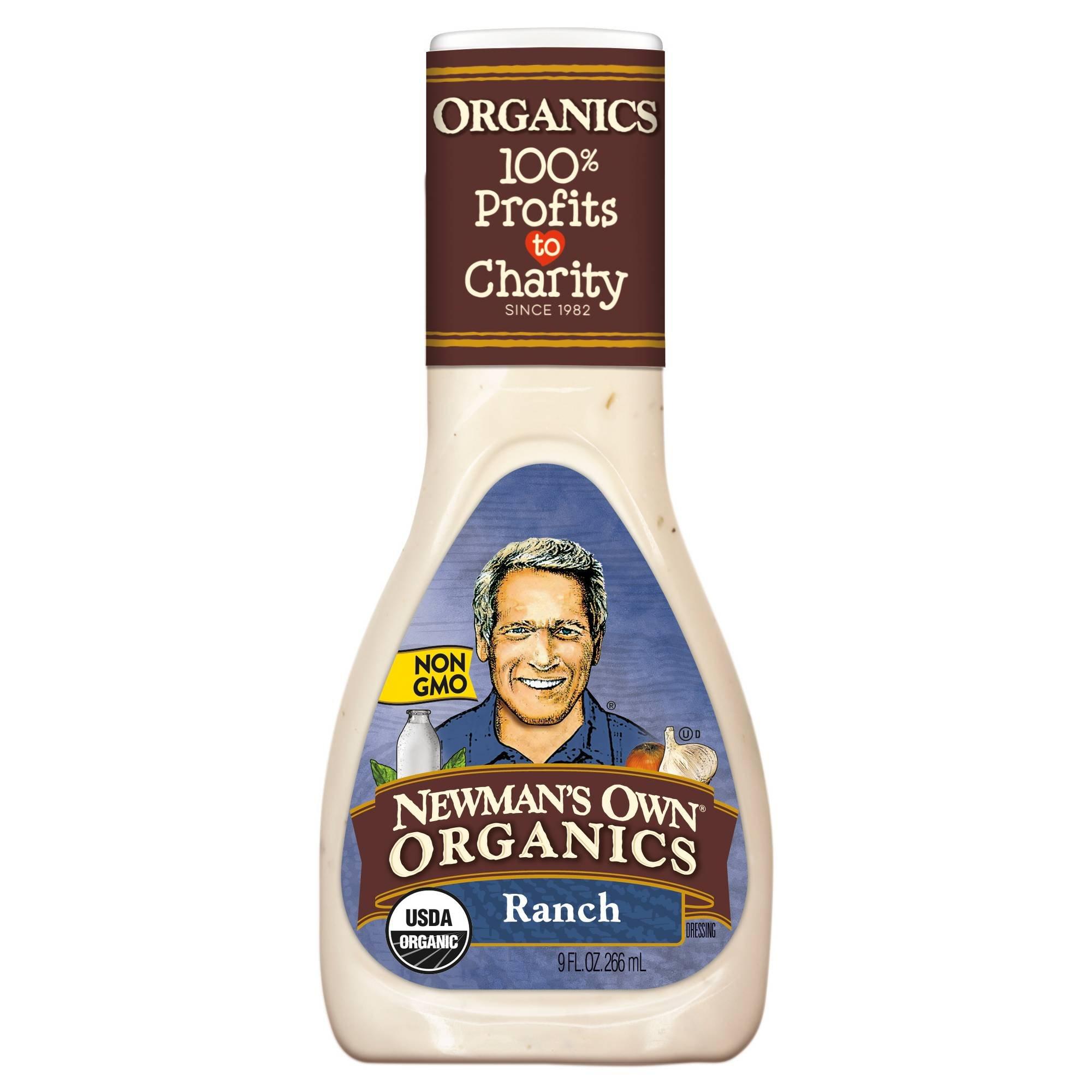 Newman's Own Organics Ranch 9 oz
