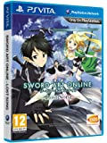 Sword Art Online 3: Lost Song - PlayStation Vita
