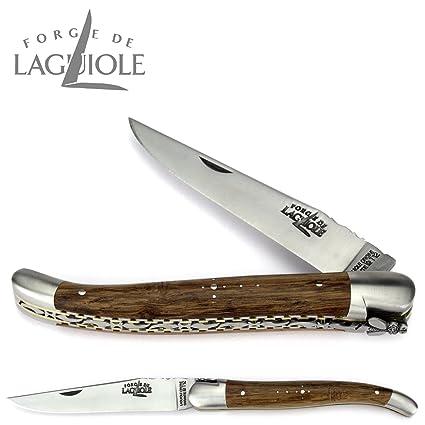 Amazon.com: Forge De Laguiole Handmade Francés cuchillo 12 ...