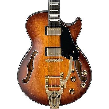 Ibanez Artcore ags73t guitarra eléctrica cuerpo hueco (color marrón ...