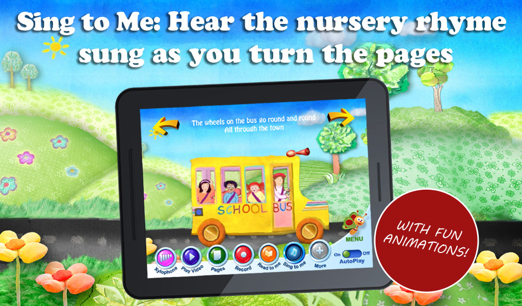 The Wheels on the Bus Song Book – by BabyTV: Amazon.es