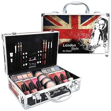 Gloss Make Up Schminkkoffer London 62 Teiliges 1er Pack 1 X