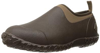 muckster ll mens rubber garden shoesblackotter15 - Mens Garden Shoes