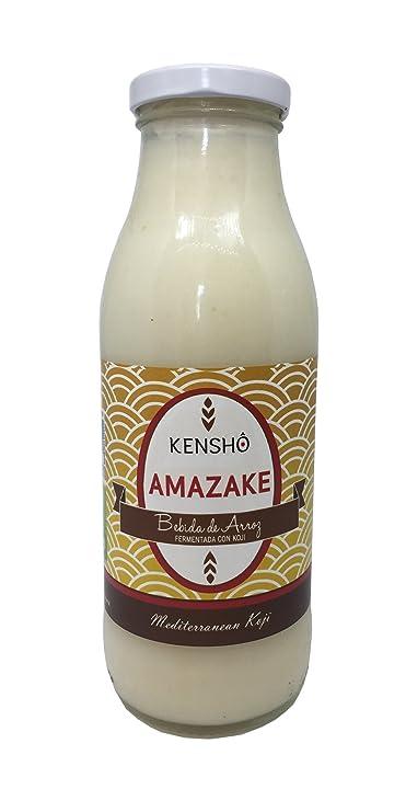Kensho | Amazake Ecológico | Bebida dulce de Fermentación Natural | Elaborado con ingredientes Ecológicos | Alimento Macrobiótico: Amazon.es: Alimentación y ...
