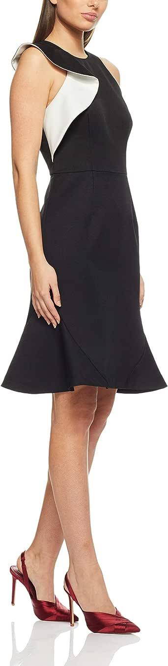 Cooper St Women's Jasmine High Neck Fitted Dress