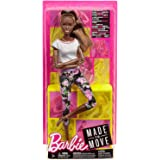 Barbie Made To Move Doll, Dark Hair