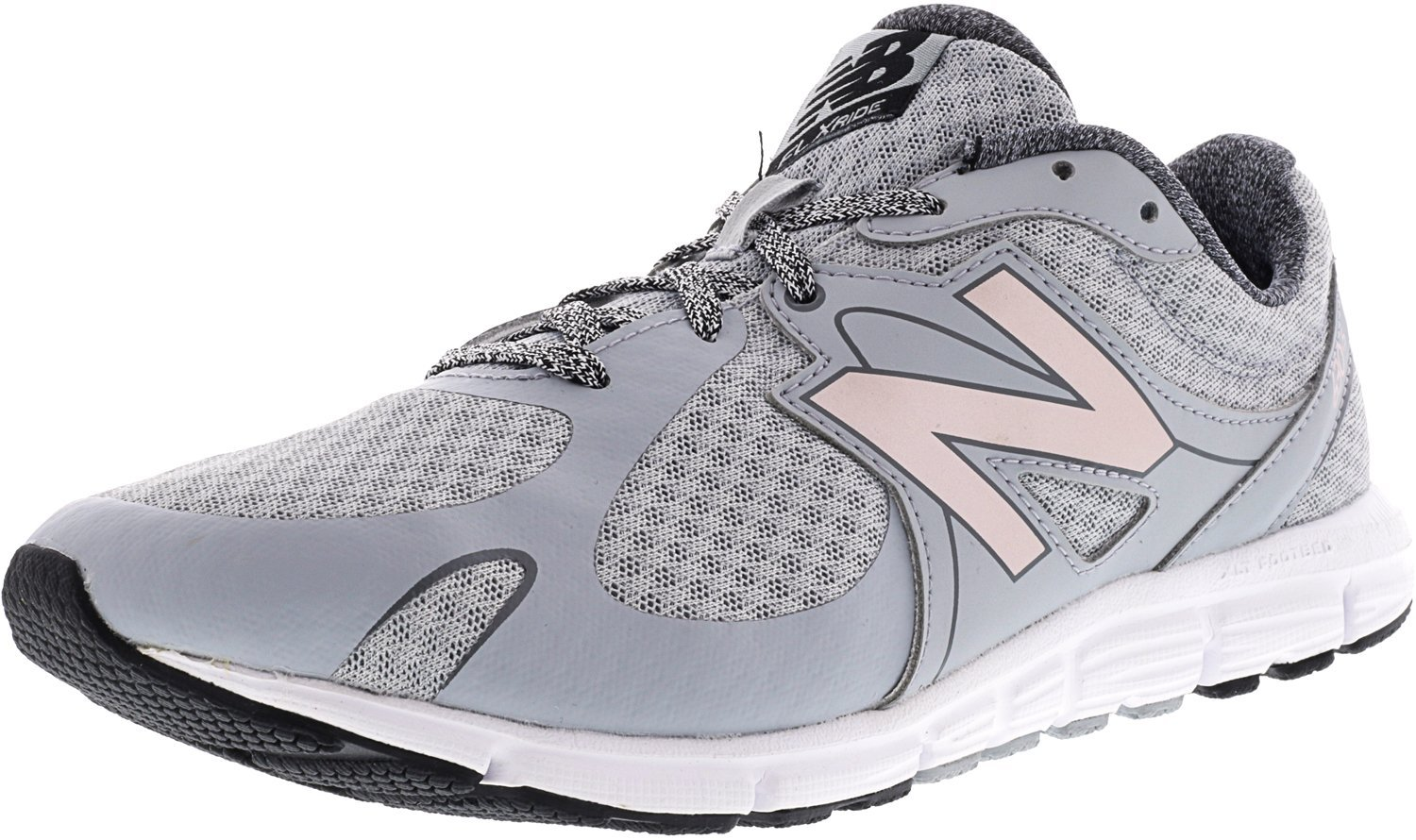 New Balance Women's 630v5 Flex Ride Running Shoe B01HGLHZ76 10 B(M) US|Silver Mink/Rose
