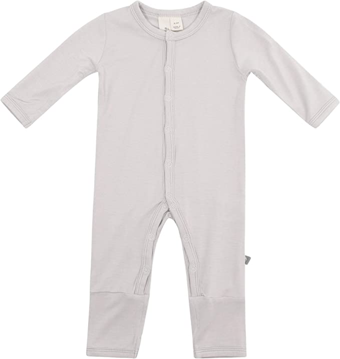 Baby Footless Coveralls Made of Soft Organic Bamboo Rayon Material KYTE BABY Rompers 18-24 Months, Emerald 0-24 Months
