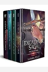 Excalibur Saga: The Complete Series: Books 1 to 4 Kindle Edition