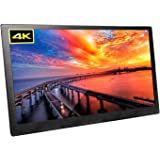 15.6 Pulgadas 4K HDR Portátil Monitor UPERFECT Pantalla de Juego IPS 3200 × 1800 Mini HDMI para PS3 / PS4 / X Box/Raspberry Pi/Nintendo / PC