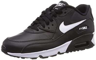 low priced 93128 641f2 Nike Air MAX 90 Leather, Zapatillas Unisex Niños  Amazon.es  Zapatos y  complementos