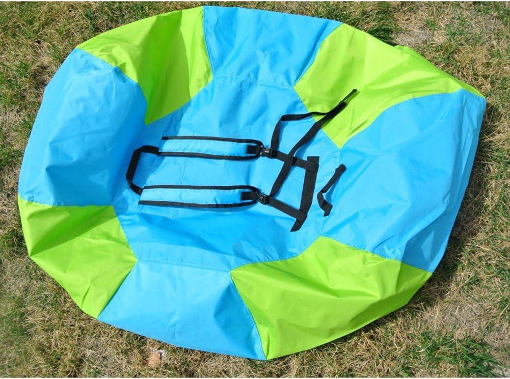 PARAMOTOR QUICK BAG BLACK//BLUE PARAGLIDING QUICK BAG FAST PACK BAG