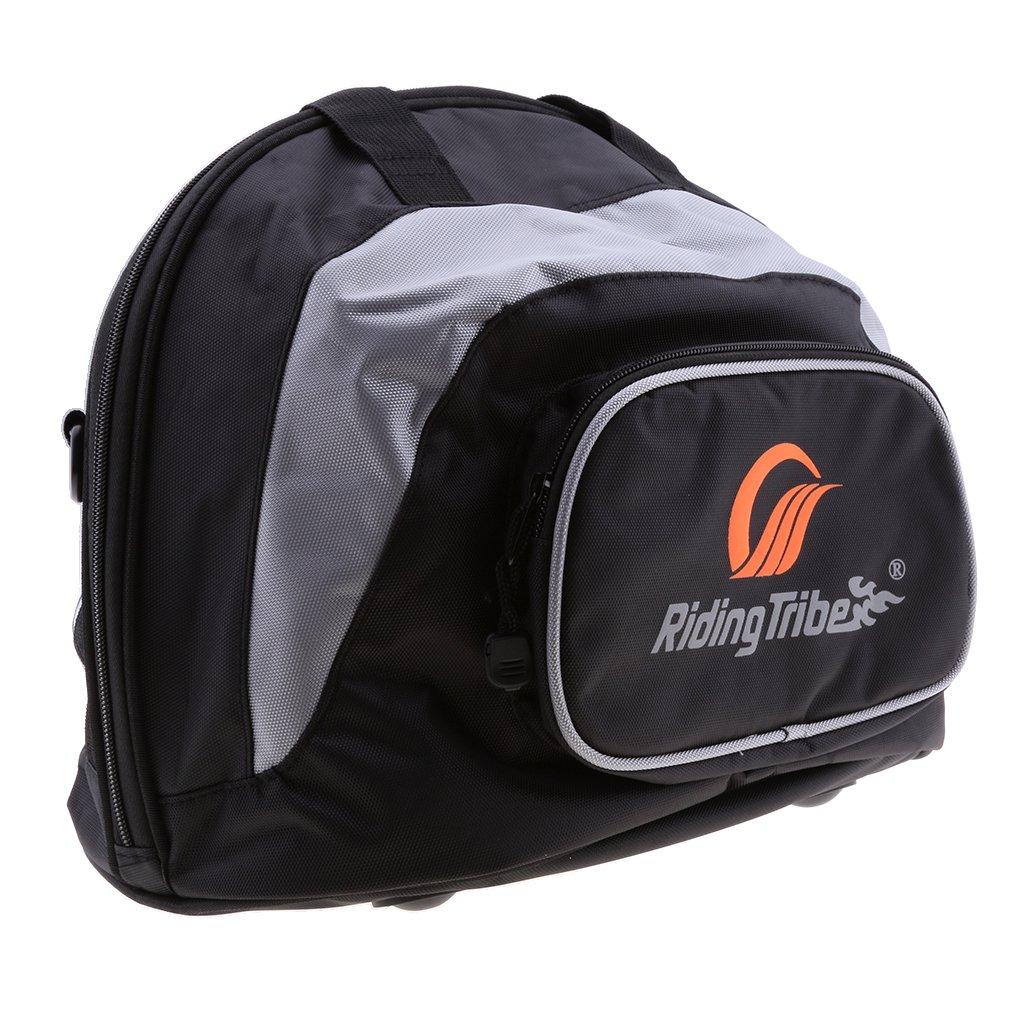 MagiDeal Waterproof Motorcycle Helmet Bag//Scooter Helmet Pack Carry Bag//Shoulder Bag