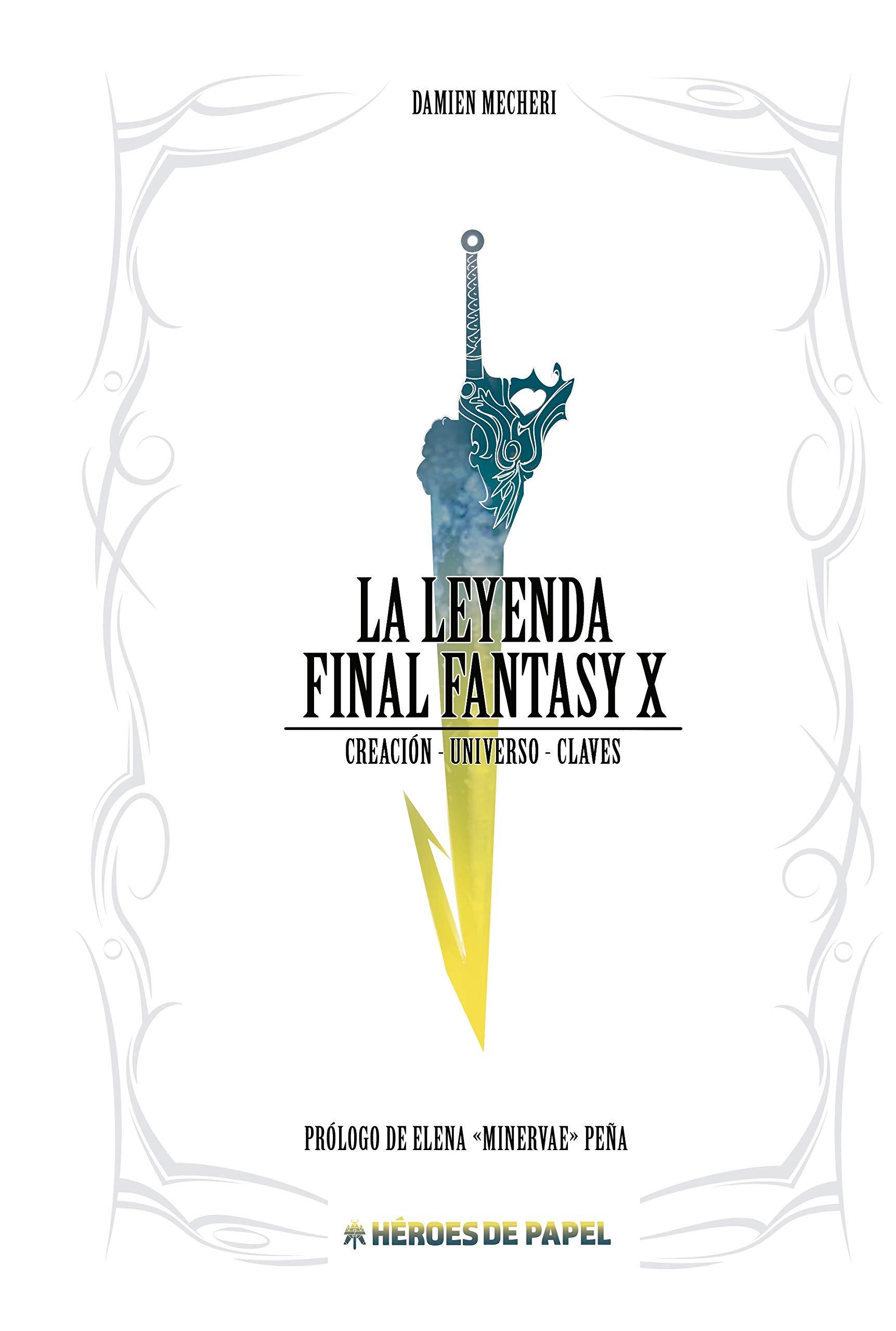 Leyenda Final Fantasy X La Damien Mecheri Sin Segundo