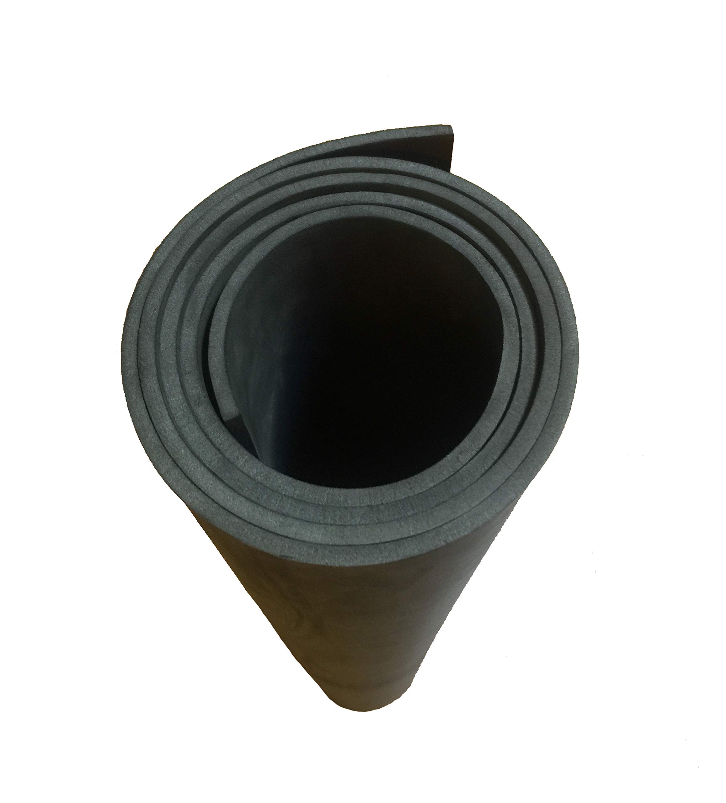 EVA Foam Cosplay 6mm Black 35 x 59 inch Sheet (Ultra High Density) product