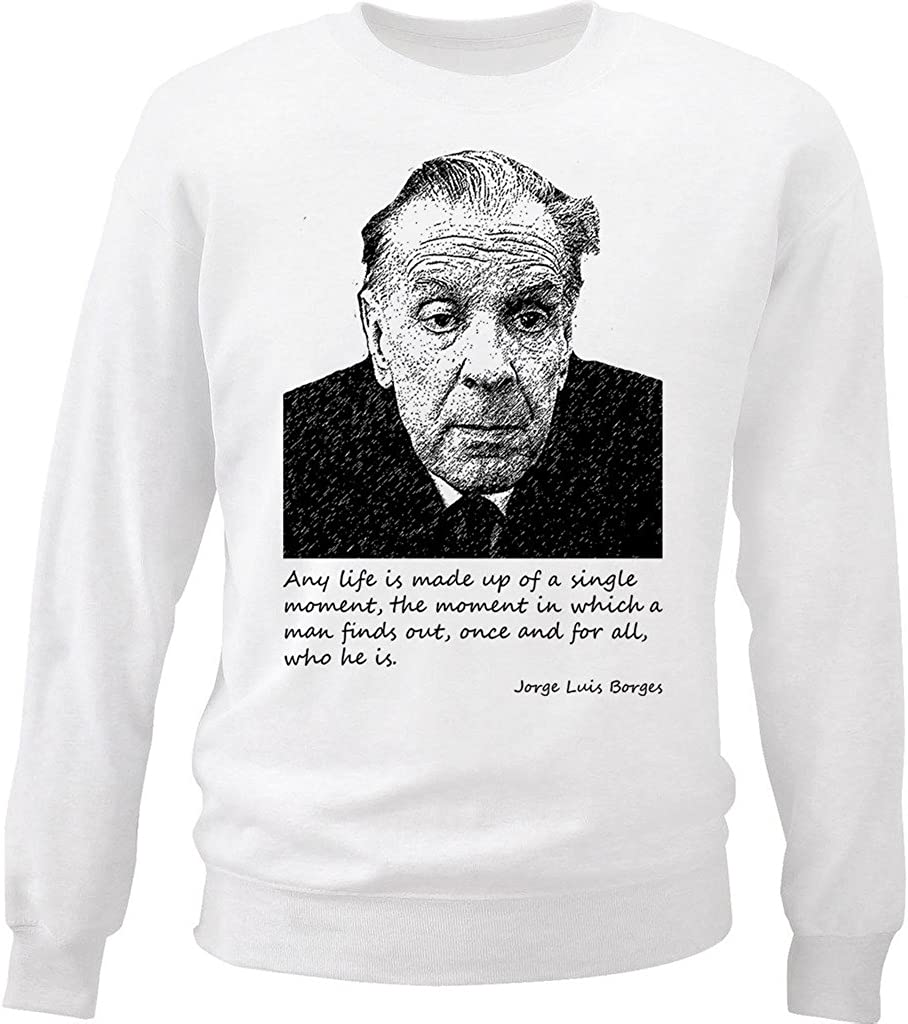 teesquare1st Mens Wagner Richard White Sweatshirt
