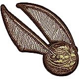 哈利波特金色飞镖补丁 Quidditch Ball 刺绣熨烫贴花