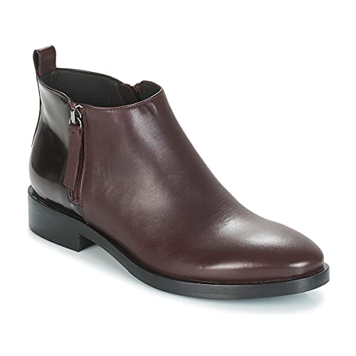 3839b16eeb1157 Geox Women s s Donna Brogue F Ankle Boots  Amazon.co.uk  Shoes   Bags