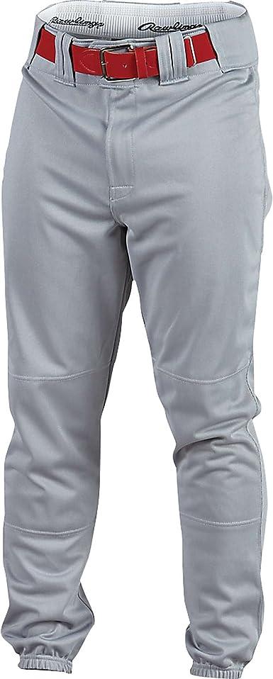RAWLINGS Mens Relaxed Fit BP31MR Baseball Pant