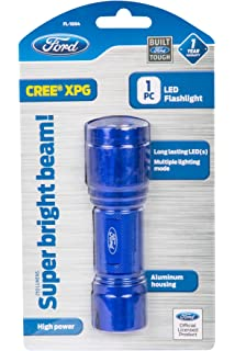 Ford Flashlight 250 Lumen 3-AAA Batteries