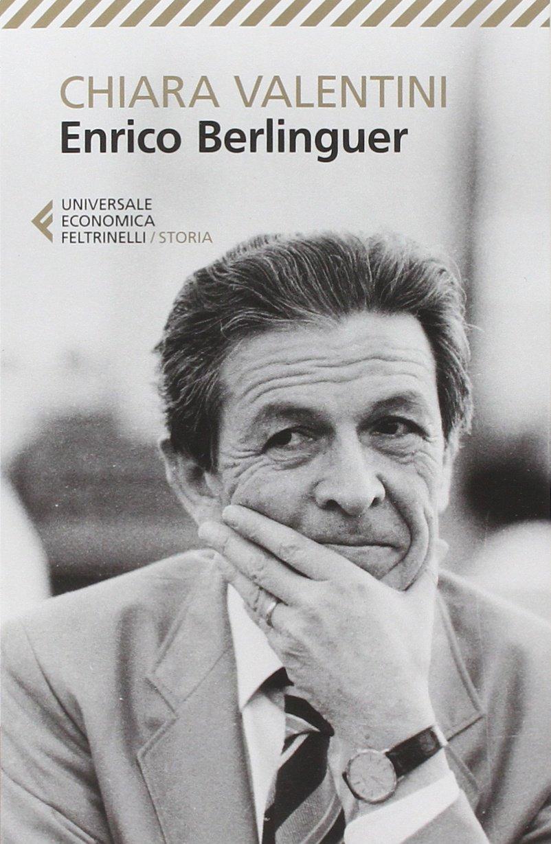 Enrico Berlinguer : Valentini, Chiara: Amazon.de: Bücher