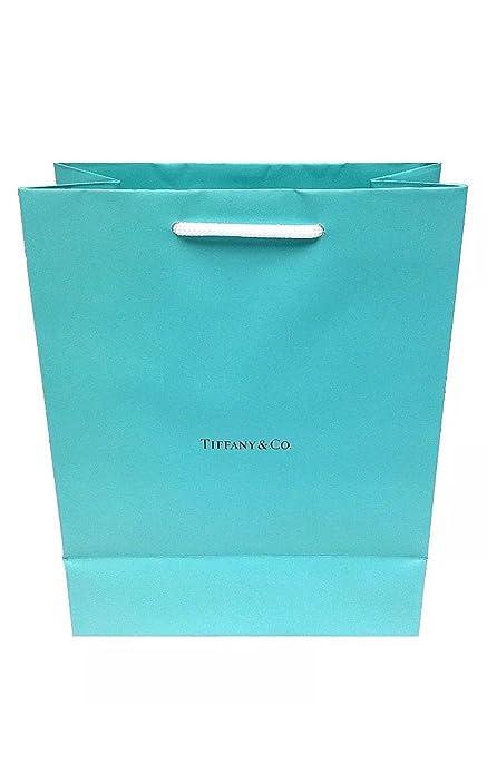 Amazon.com: Tiffany & Co. Bolsa de auténtica Tamaño de papel ...