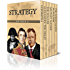 Strategy Six Pack 2 – Cleopatra, De Re Militari, Alexander the Great, Military Maxims, Napoleon and The Rough Riders (Illustrated) (English Edition)