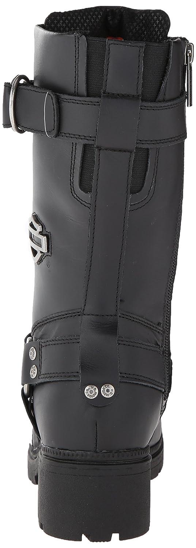 Harley-Davidson Women's B(M) Eda Boot B00N1YR1U4 10 B(M) Women's US|Black 791cbb