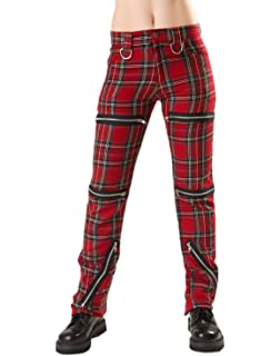 Black Pistol Tartan Pants Bekleidung