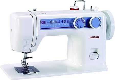 Potencia de pedal de máquina de coser Janome 712T: Amazon.es: Hogar