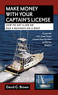 Amazon get your captains license fourth edition ebook make money with your captains license how to get a job or run a business fandeluxe Gallery