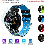 Smart Watch, Reloj Inteligente de Pulsera Mu?eca Impermeable de IP68 Deportivo Bluetooth 4.0