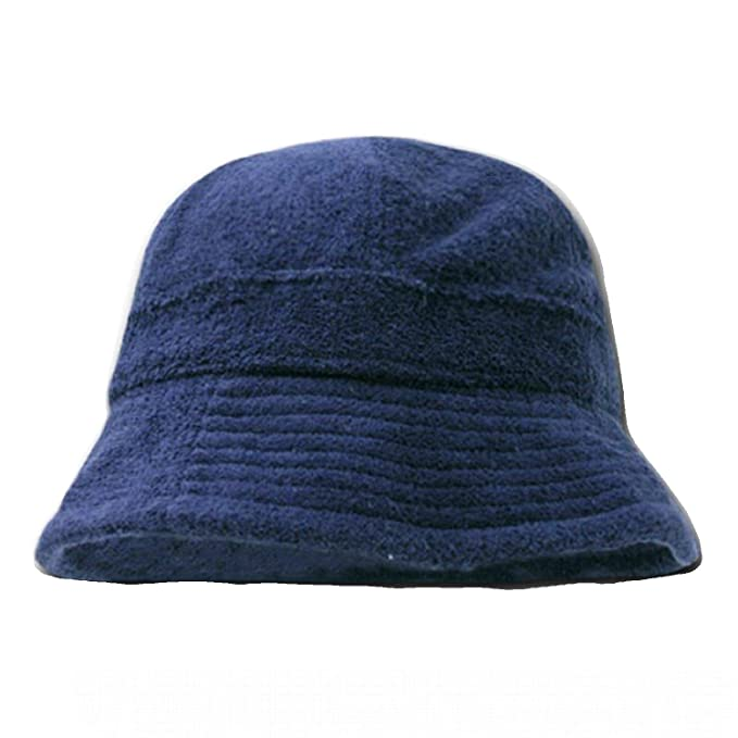 9ada94e66 Image Unavailable. Image not available for. Color: Decky Men's Cotton  Unstructured Polo Style Bucket Hat ...