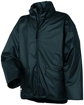 HellyHansen Voss Waterproof Jacket XXL black: Amazon.co.uk