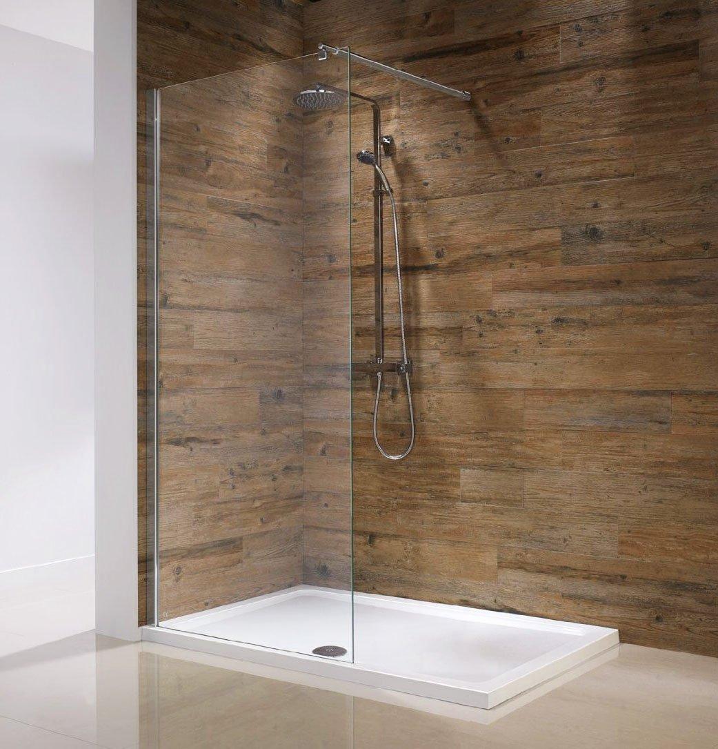 Walk In Shower Enclosures: Amazon.co.uk