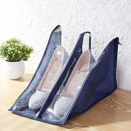 HAKN Bolsa para Zapatos, Tela Tejida Oxford, Tacones Altos ...