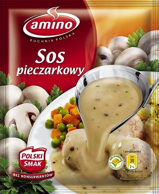 Amazon Com Knorr Sos Pieczarkowy Champignon Mushroom Sauce 0 95